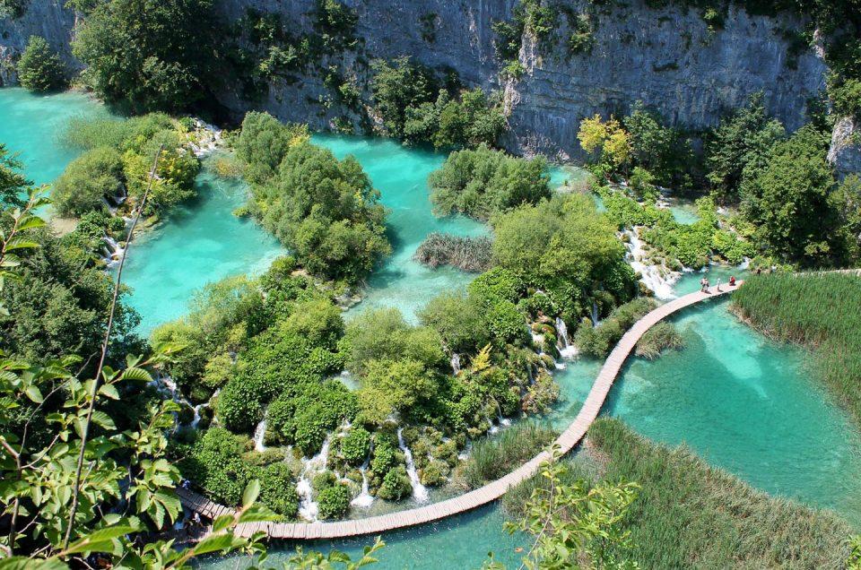 Viaggio di Gruppo Organizzato a Zagabria, Lubiana e Laghi di Plitvice