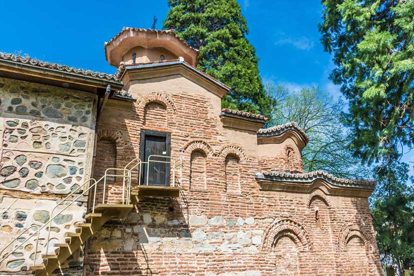 Chiesa della Boyana a Sofia in Bulgaria