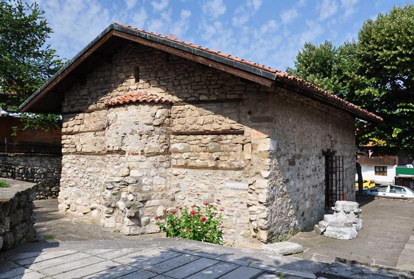 Chiesa del Redentore a Nessebar in Bulgaria