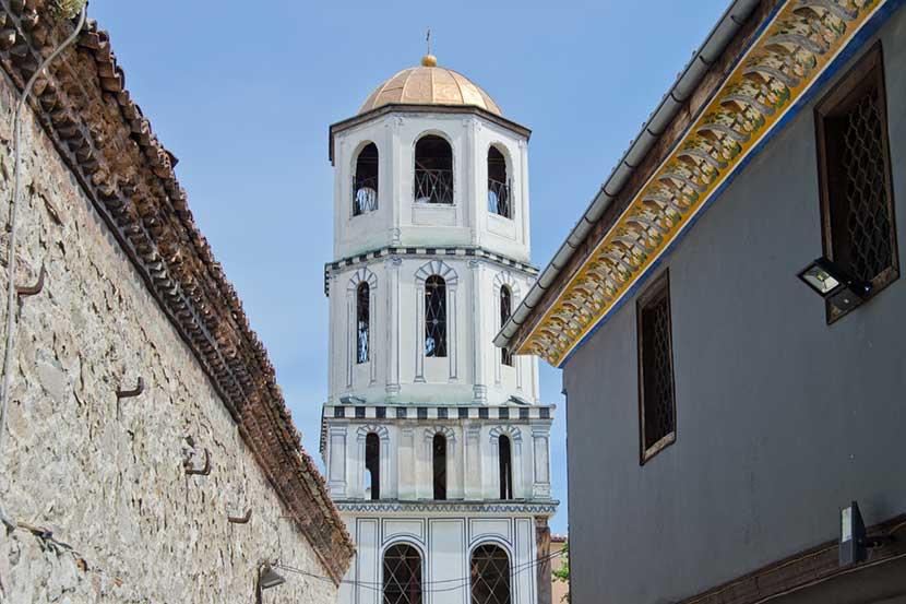 Chiesa dei santi Costantino ed Elena a Plovdiv in Bulgaria