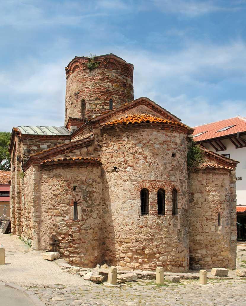 Chiesa di San Giovanni Battista a Nessebar