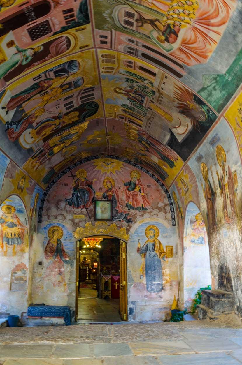Monastero di Bachkovo in Bulgaria 2