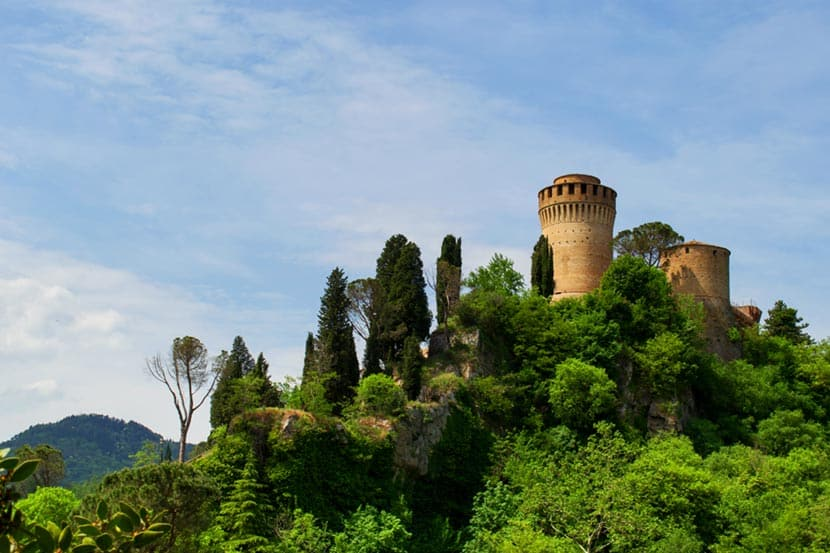 La Rocca Manfrediana a Brisighella