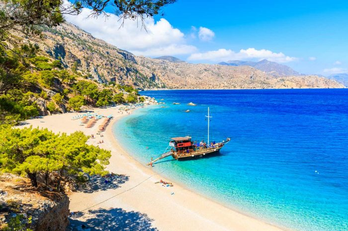 Soggiorno a Karpathos