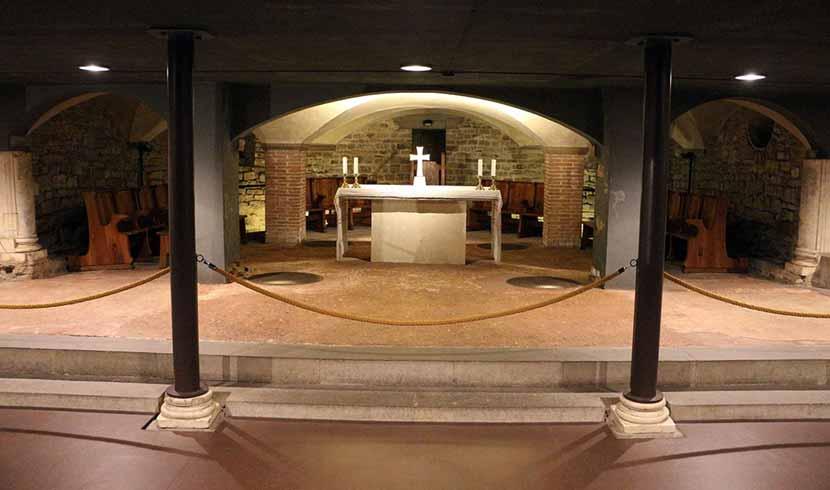 Cripta di Santa Reparata