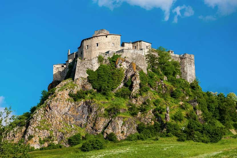 Il Castello di Bardi