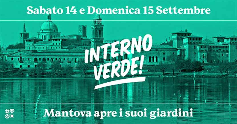 Interno Verde a Mantova