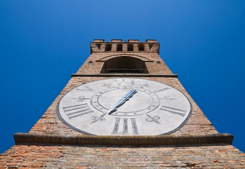 Torre dell'Orologio Brisighella