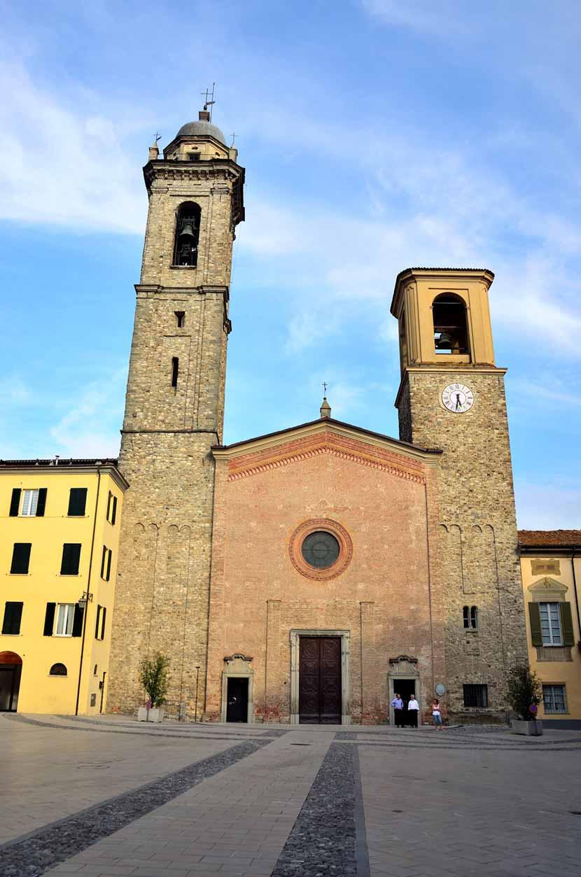 La Cattedrale di Santa Maria Assunta a Bobbio