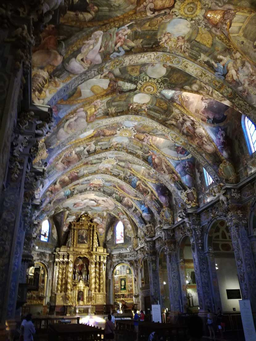 Chiesa di San Nicola a Valencia