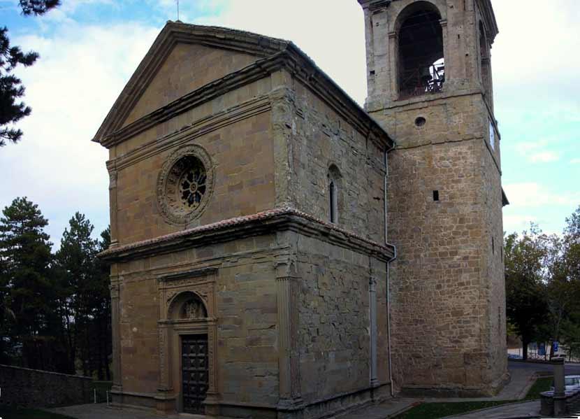 Santuario della Madonna dei Miracoli a Castel Rigone