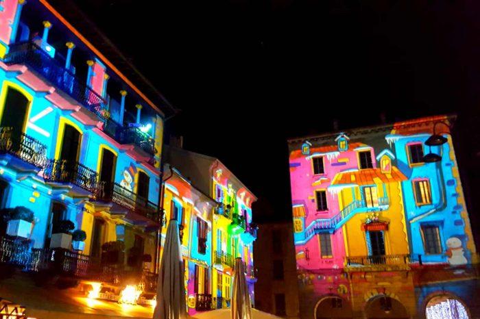 La Festa delle luci di Como