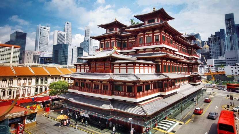 Tempio della reliquia del dente di Buddha