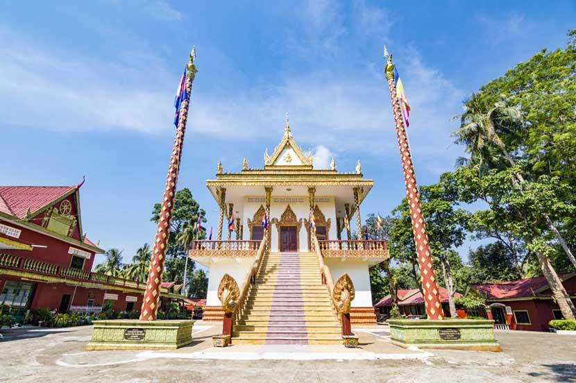 Tempio Wat Leu a Sihanoukville