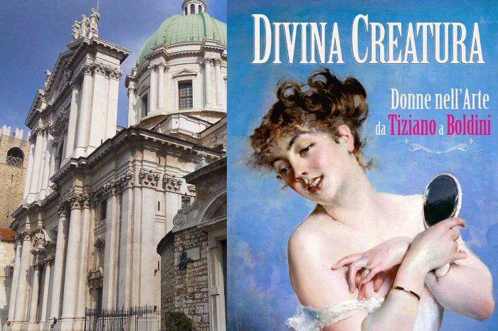 Brescia: tra il Complesso di Santa Giulia e la Divina Creatura