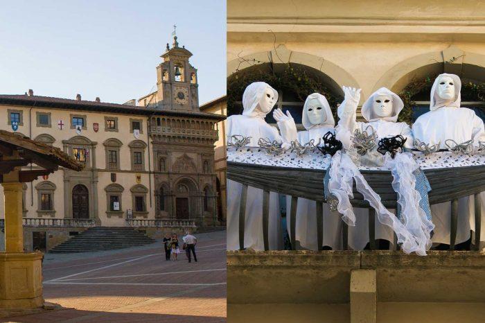 Arezzo e il Carnevale Barocco più bello d'Italia