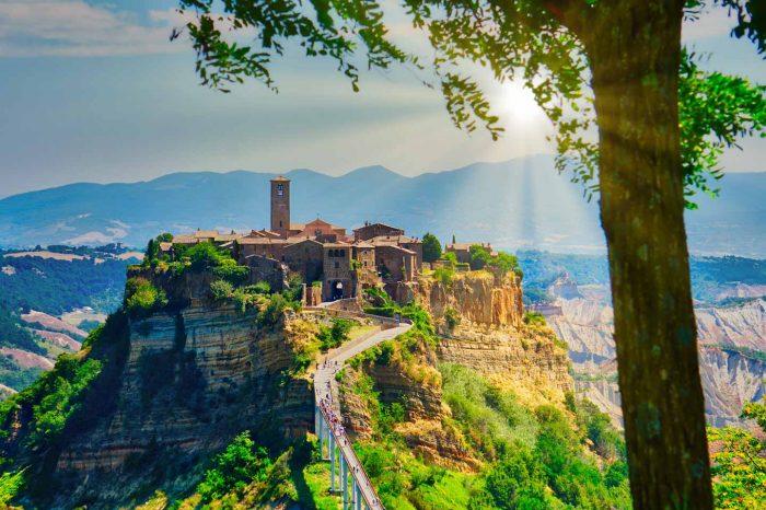 Orvieto, Bolsena e Civita di Bagnoregio