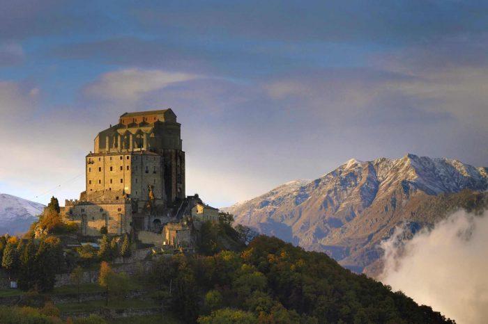 Torino, la Sacra di San Michele e il Teatro Regio