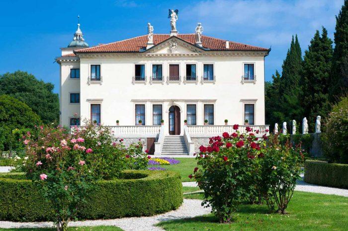 Villa Valmarana ai Nani e il Paradiso del Mosaico