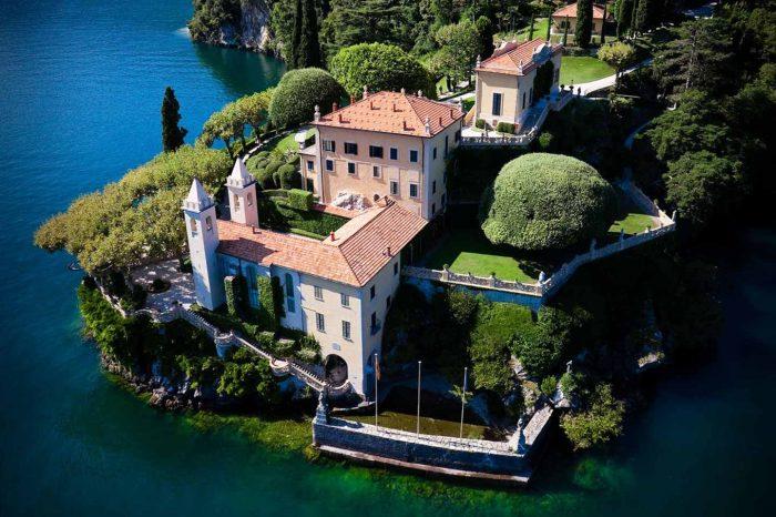 Le più belle ville del Lago di Como