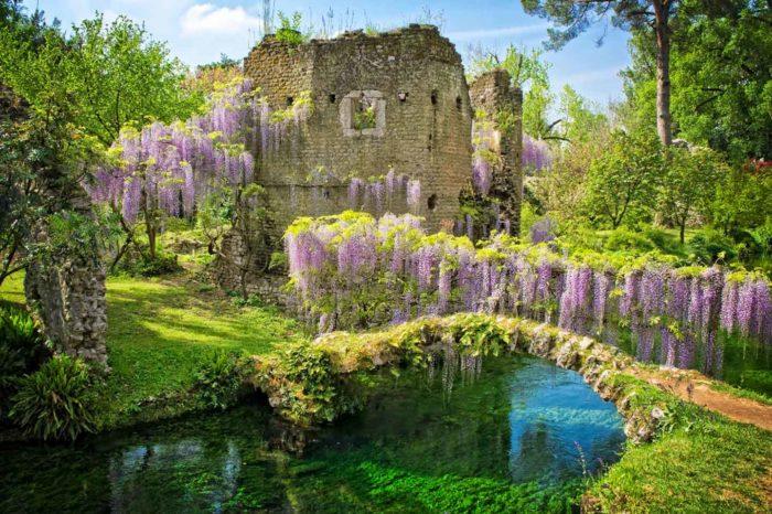 Castelli Romani e il Giardino di Ninfa