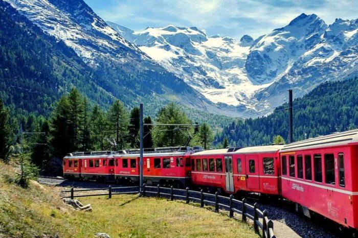 Il Trenino del Bernina, Bienno e Lago d'Iseo