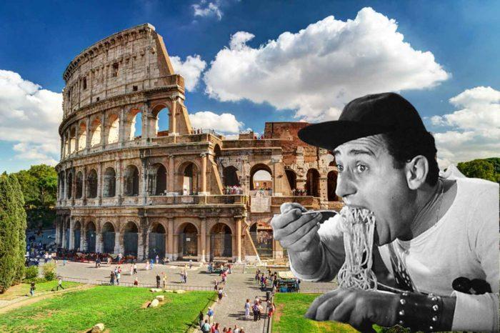 Roma e la Casa di Alberto Sordi