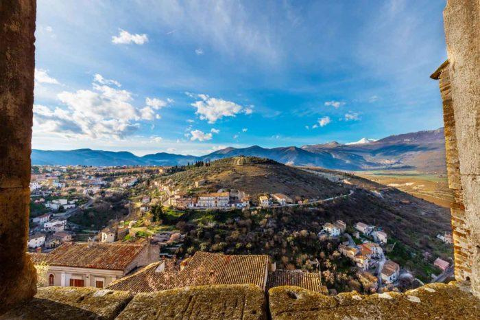 Abruzzo d'autunno