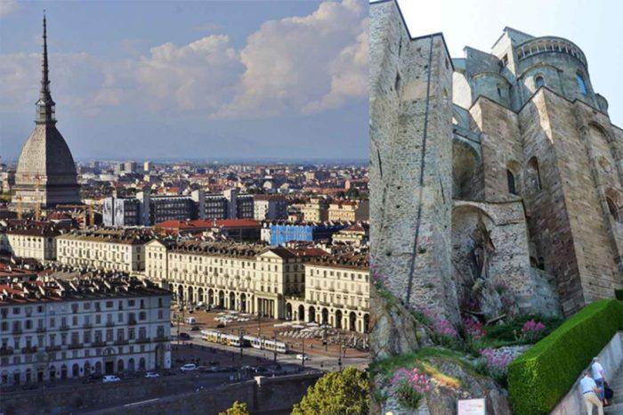 Torino e la Sacra di San Michele