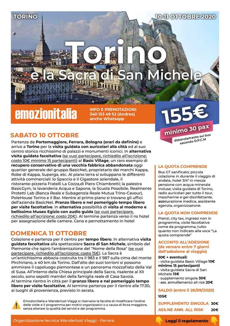 Viaggio-Organizzato-di-Gruppo-Torino-Sacra-San-Michele