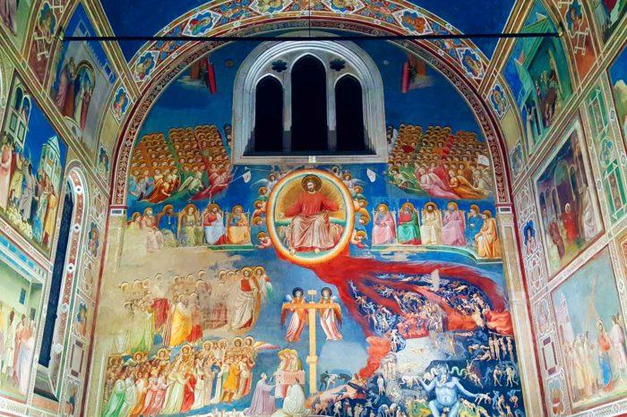 Cappella degli Scrovegni e Padova