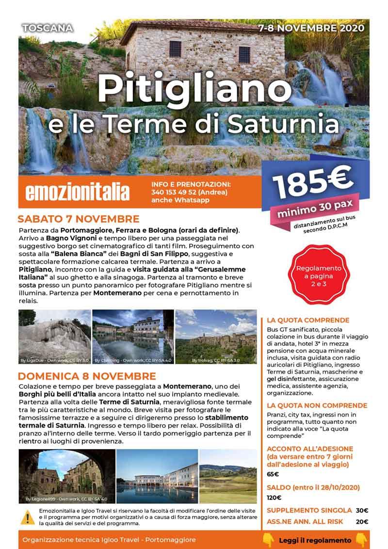 Viaggio-Organizzato-Gruppo-Pitigliano-Terme-Saturnia-2020