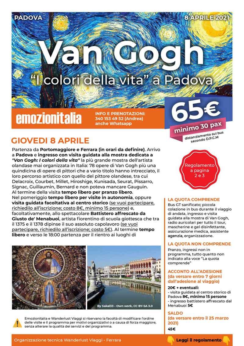 Gita-Organizzata-un-Giorno-Van-Gogh-Padova