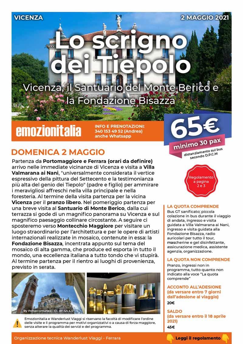 Gita-Organizzata-un-giorno-Villa-Valmarana-Nani-Vicenza-Fondazione-Bisazza-2021
