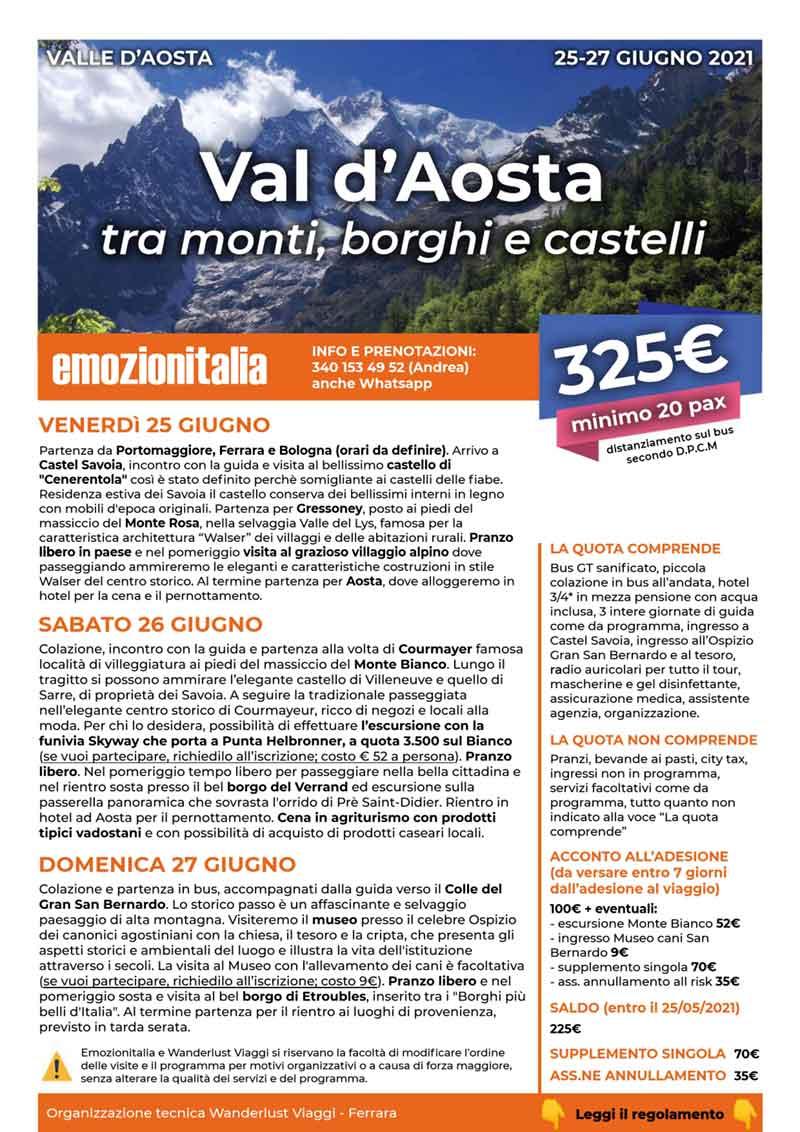 Viaggio-Organizzato-Gruppo-Val-Aosta-Monti-Borghi-Castelli