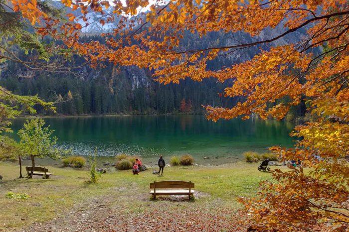 Foliage al Lago di Tovel