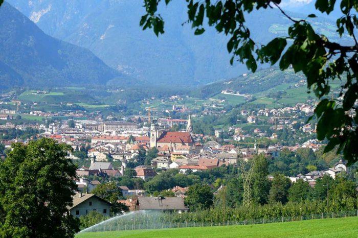 Tra speck, pane e strudel a Bressanone